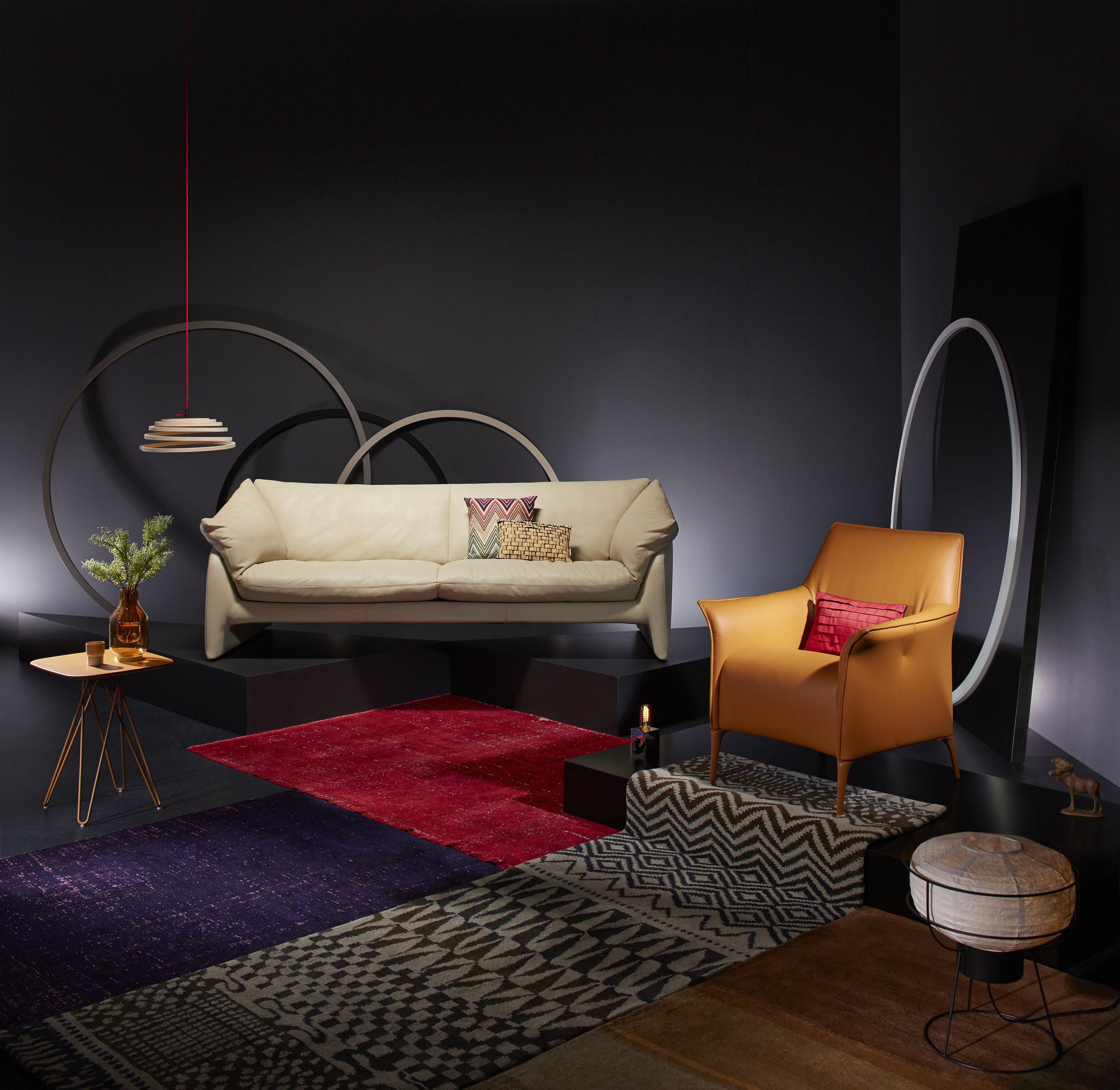 italienische moderne einrichtung. Black Bedroom Furniture Sets. Home Design Ideas