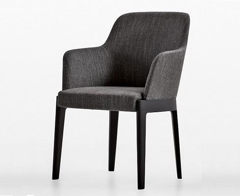 stuhl chelsea von molteni c. Black Bedroom Furniture Sets. Home Design Ideas