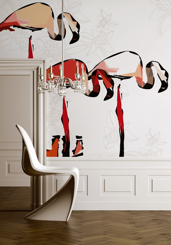 wall and dec. Black Bedroom Furniture Sets. Home Design Ideas